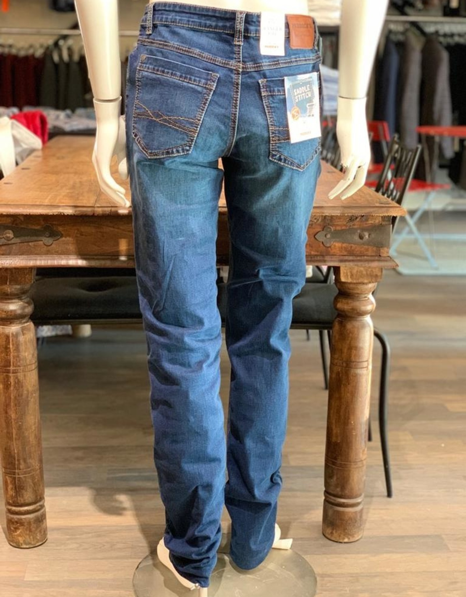 Paddock's Paddock's Ranger PIPE Saddle Stitch Motion and Comfort<br /> tight leg, low rise