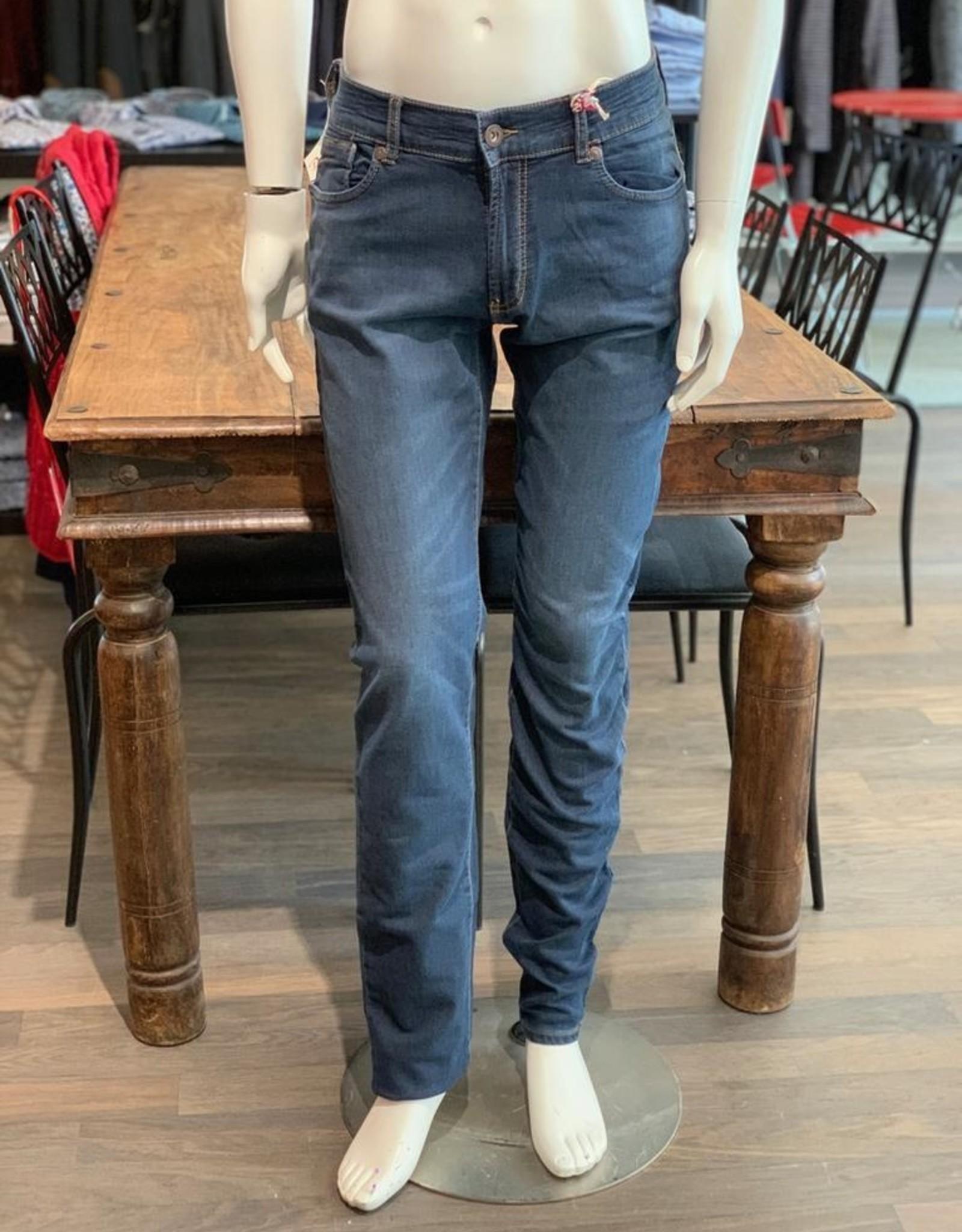 Paddock's Paddock's Herren Jeans Scott sweat denim dark vintage