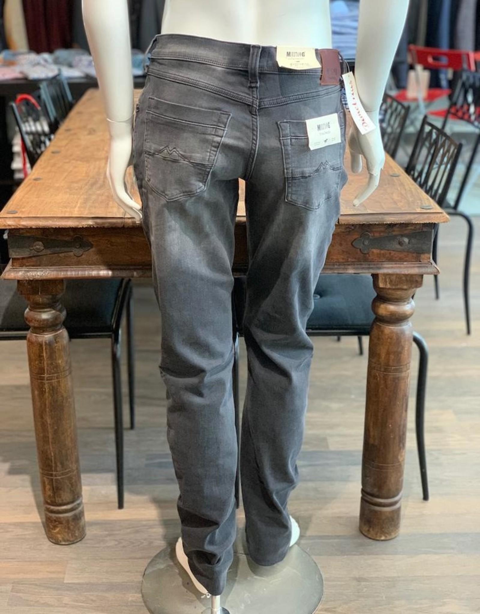 Mustang Jeans Mustang Washington grey wasched Komfortstretch