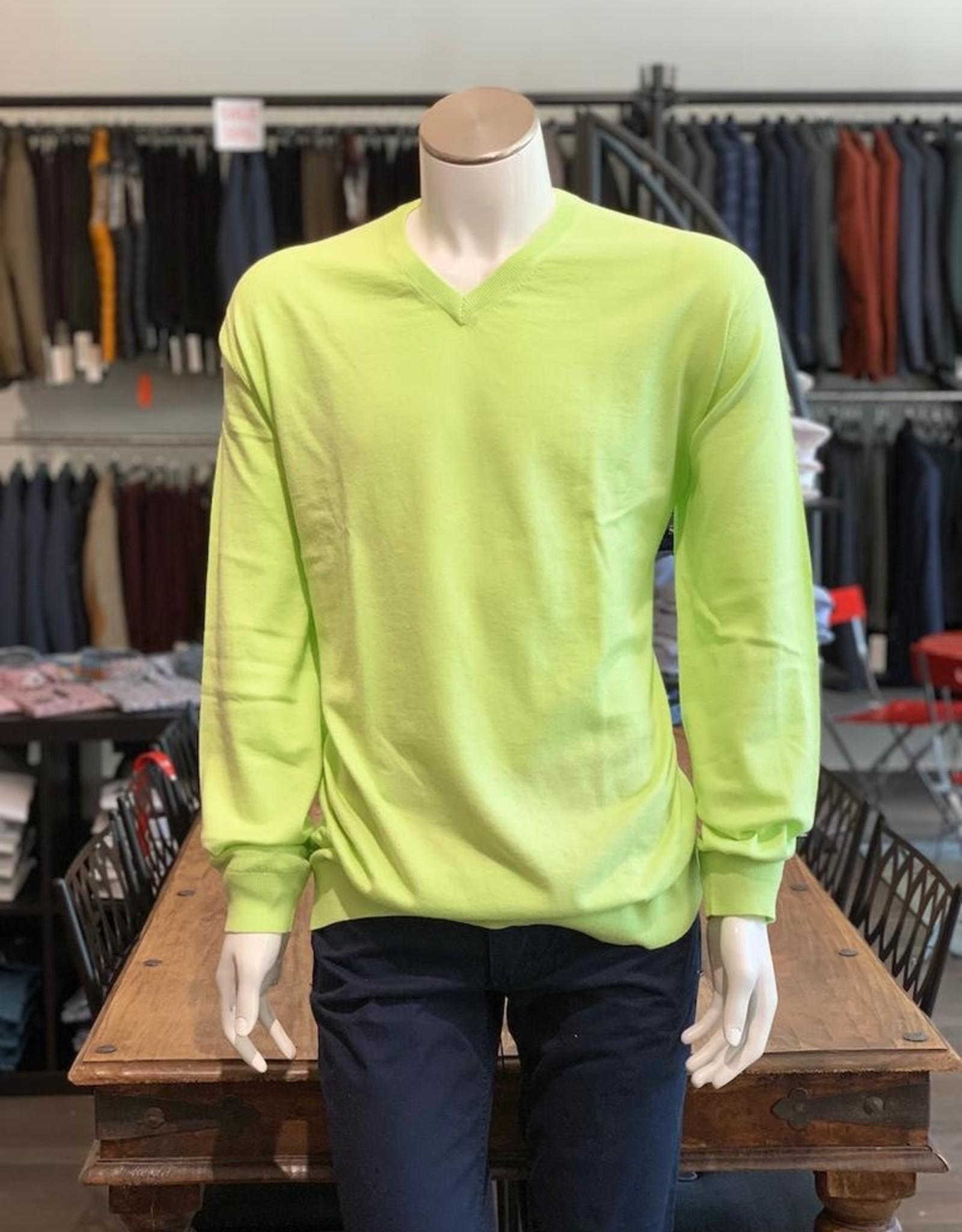 Moray Moray Pullover, Silk/Cotton/Cashmere, V-Neck