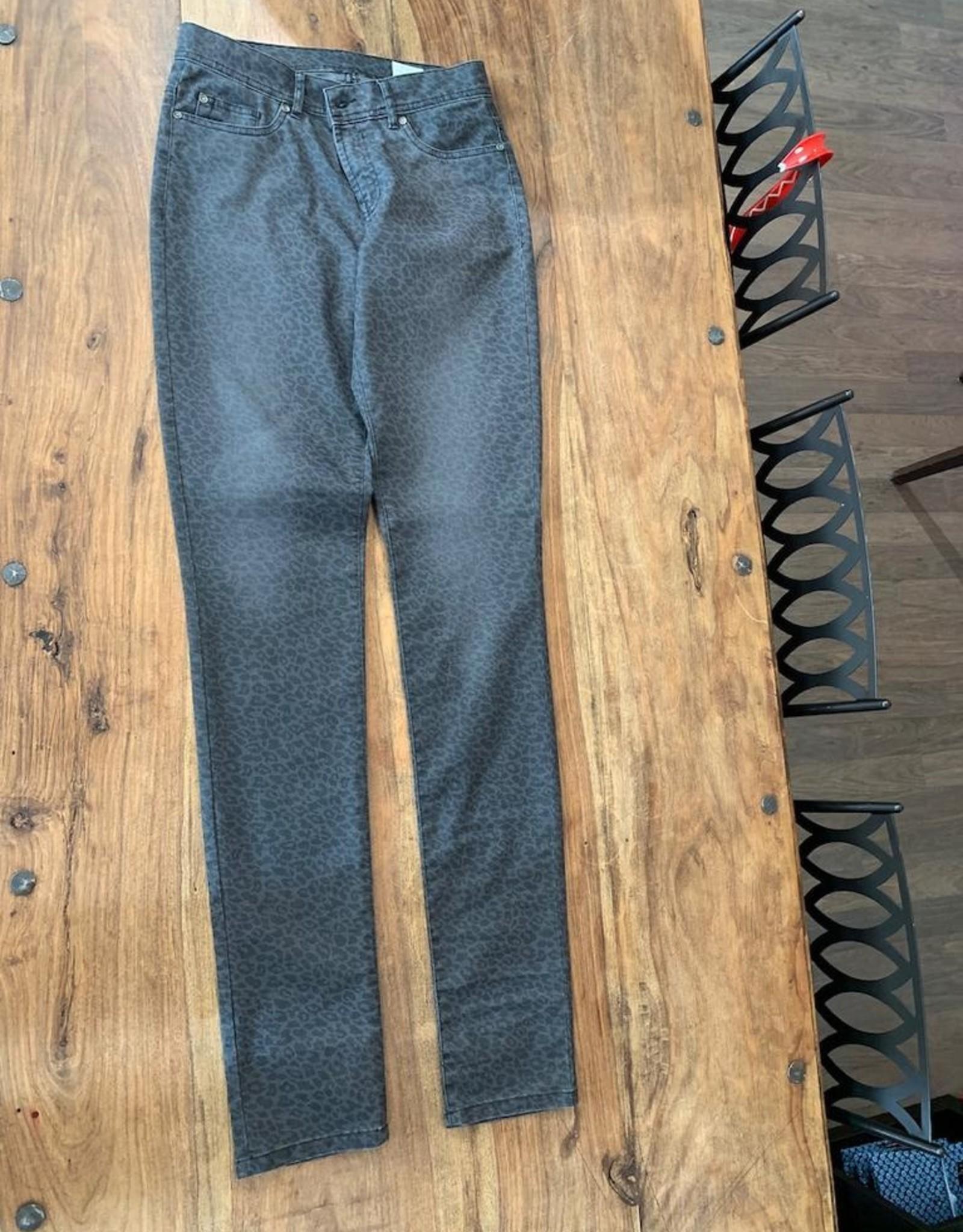 CMK CMK D-Hose, Alina FW 17cm, Baumwolle/PE Print 2% Elast Schrittl.38inches