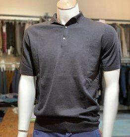 Moray Moray Herren Polo-Shirt, <br /> Cotton/Silk/Cashmere