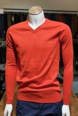 Moray Moray Pullover V-Neck, <br /> Cotton/Silk/Cashmere