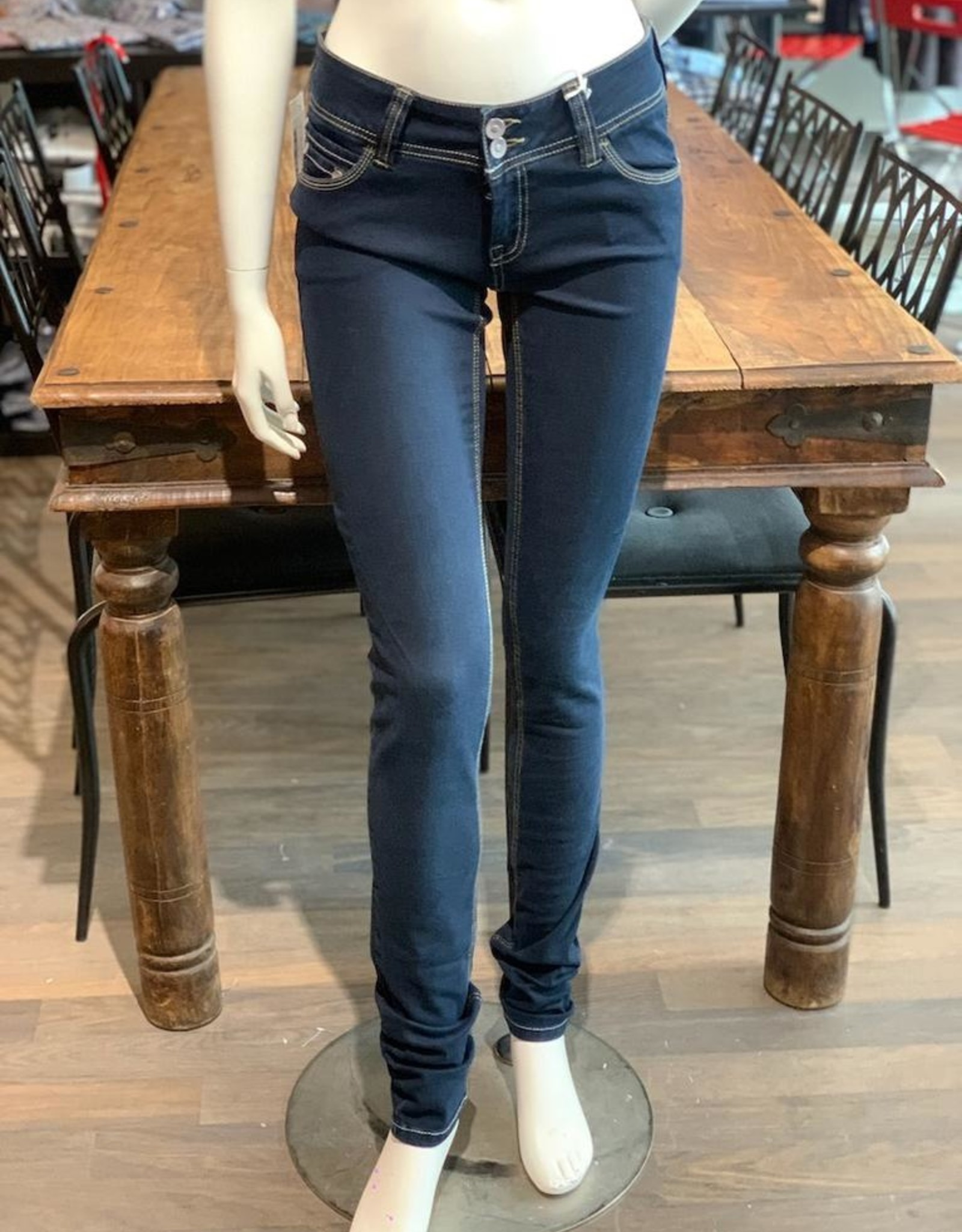 Richy Richy D-Jeans Suzy Superslimm NOS 3RV, FW:15cm, 38inches