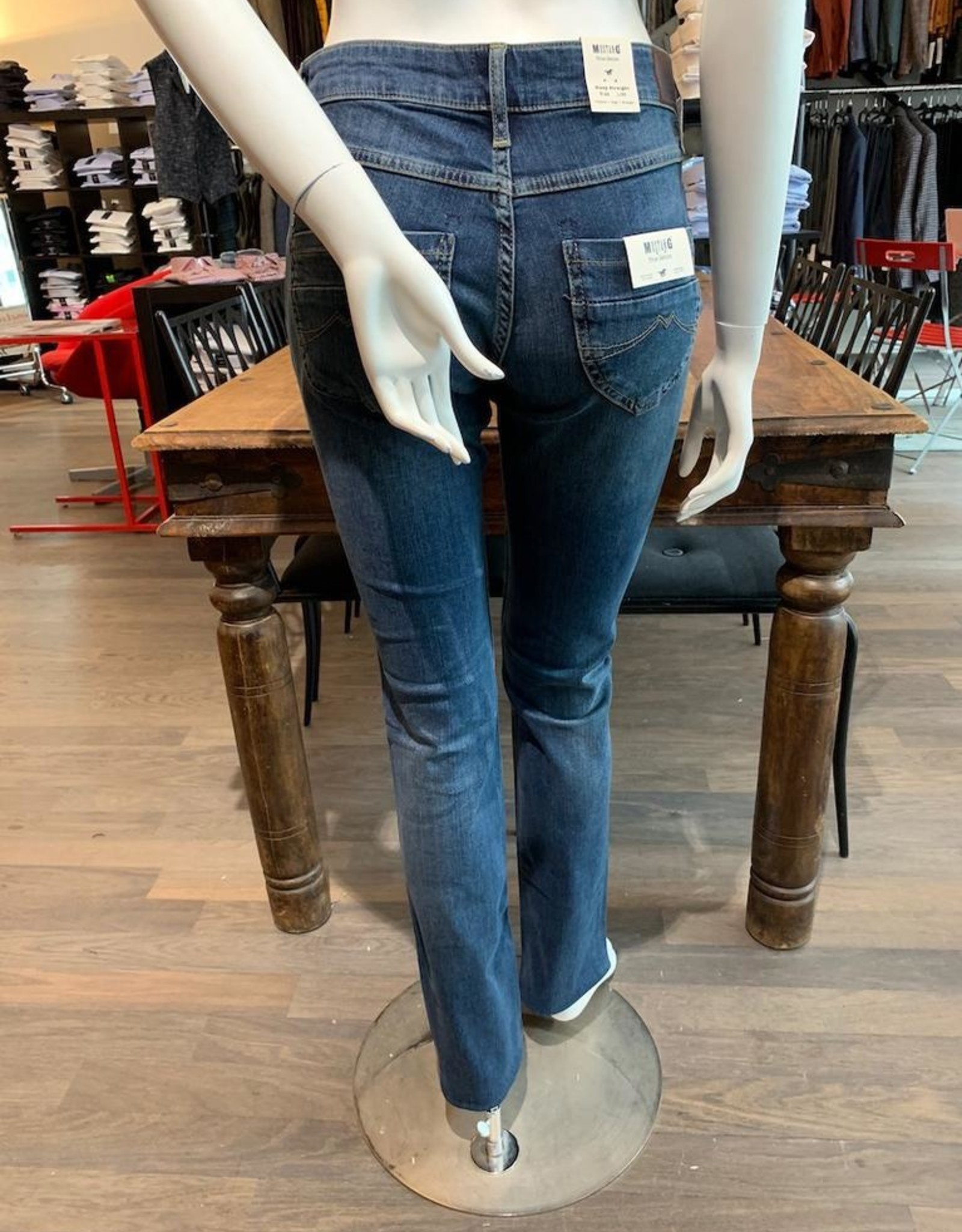 Mustang Jeans Mustang Sissy Straight