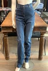 Richy Richy D-Jeans Alina GOTS, Stickerei Schrittl. 38cm