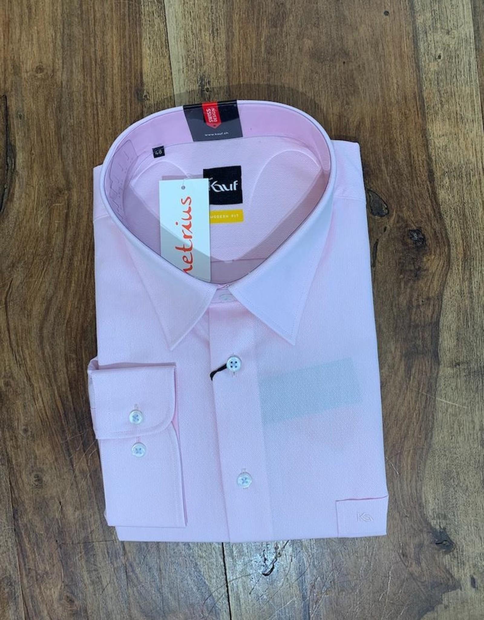 Kauf Kauf Hemd Modern Fit Business rosé