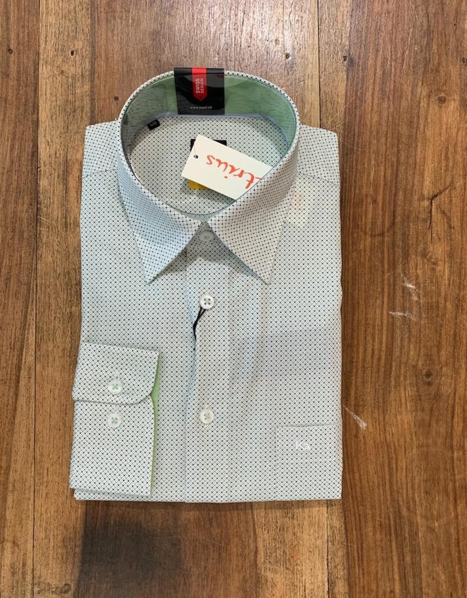 Kauf Kauf Hemd Modern Fit <br /> Micro Design<br /> Armlänge 72 cm