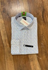 Kauf Kauf Hemd Body Fit <br /> Anker und Segel weiss blau<br /> Armlänge 72 cm