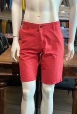 Calamar Calamar Chino Shorts mit schrägen Eingrifftaschen farbig