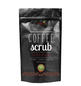 VIVACO Coffee Scrub Body peeling (100% organisch)