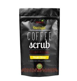 VIVACO Coffee Scrub met Fresh Citrus (100% organisch)