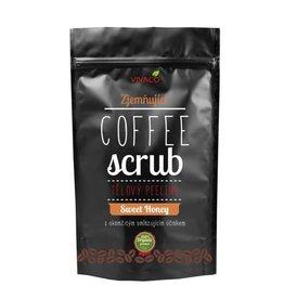 VIVACO Coffee Scrub met Honing (100% organisch)