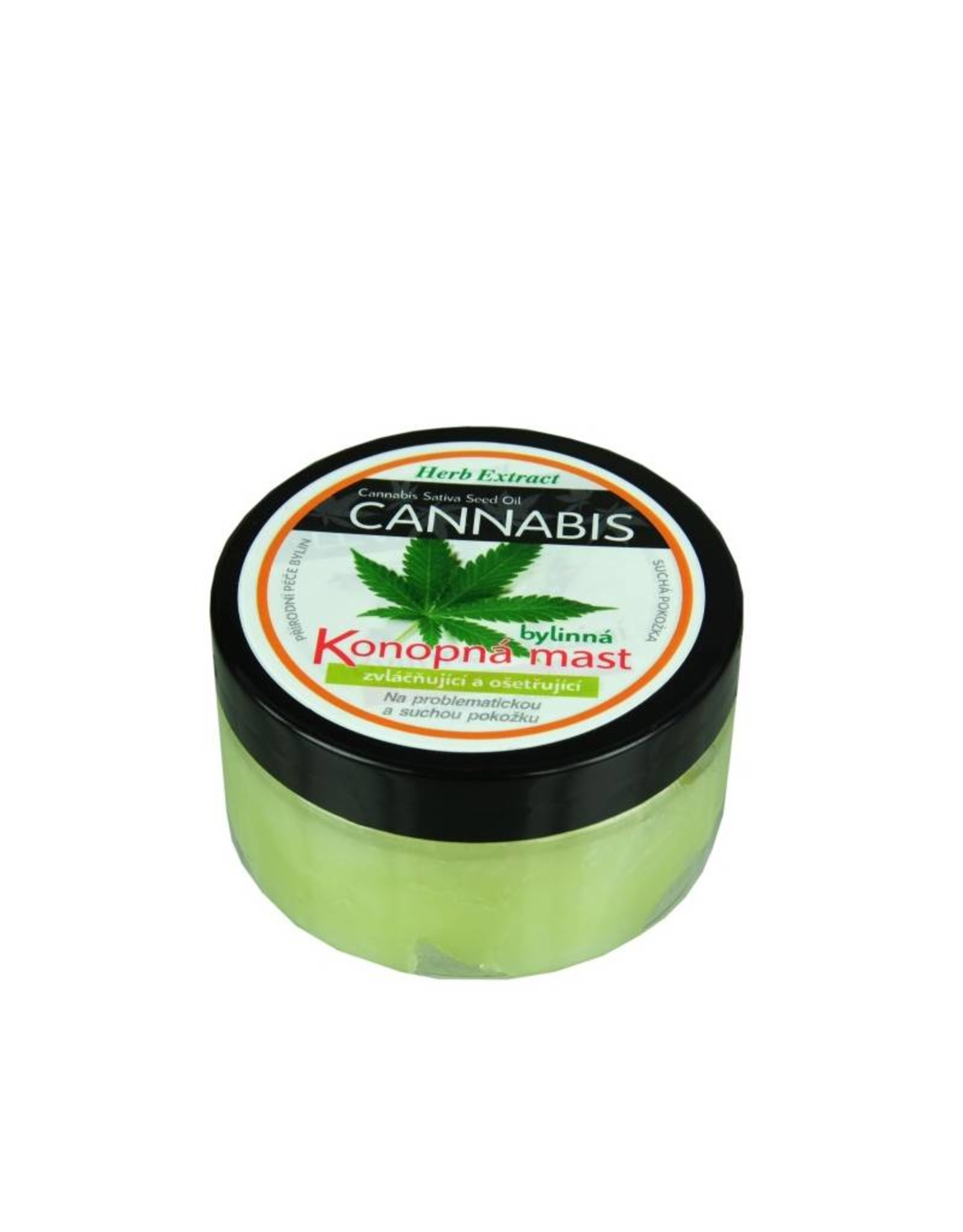 Herb Extract® Kruidenzalf met Cannabis