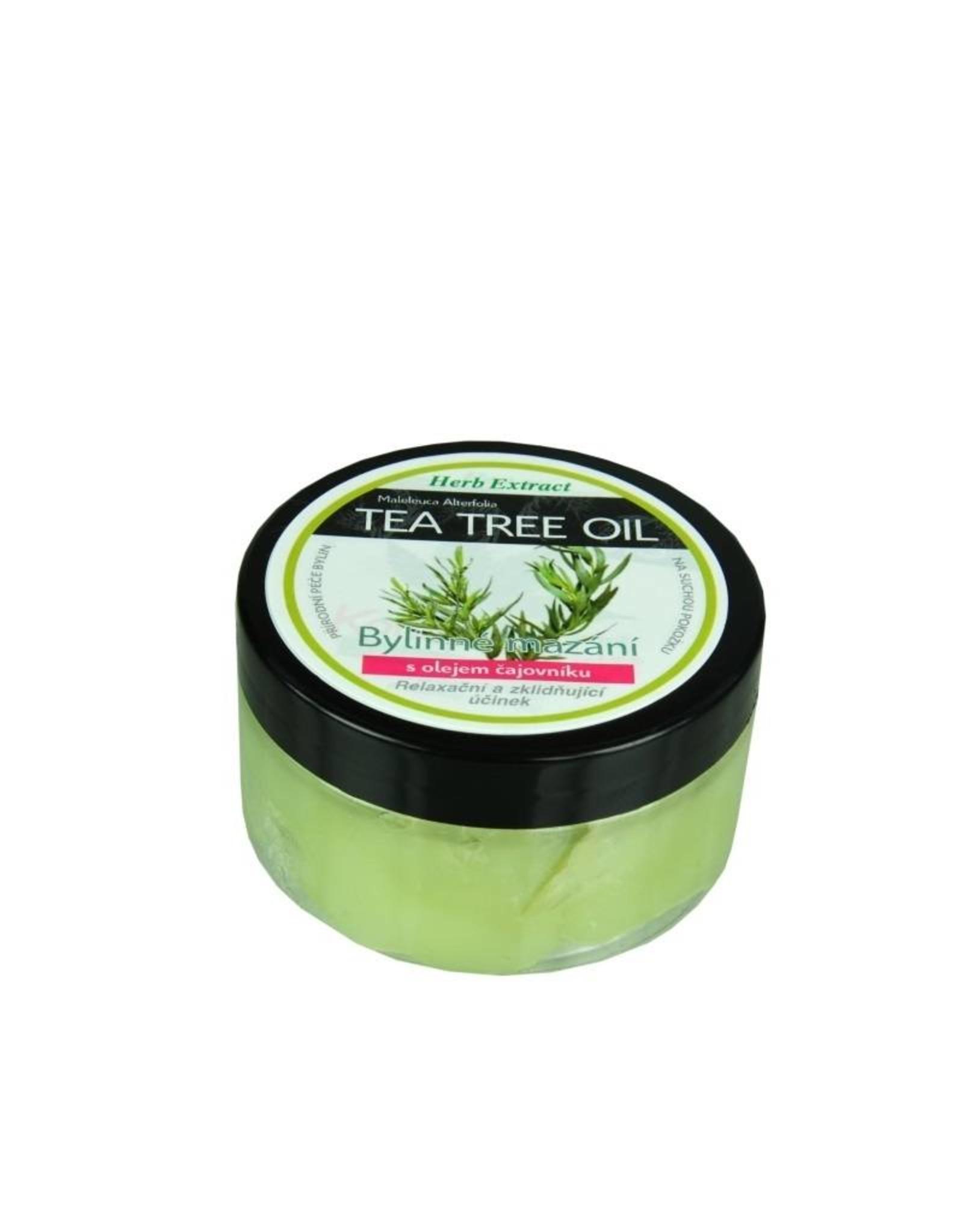 Herb Extract® Kruidenzalf met Tea Tree Olie