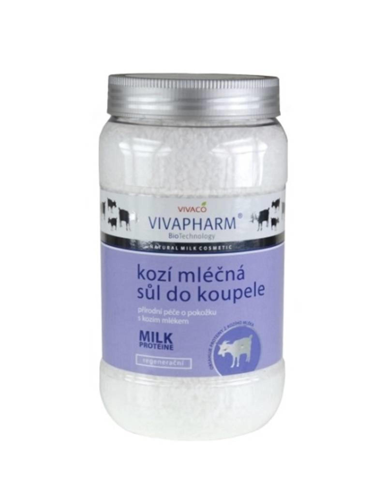 VIVAPHARM®   Geitenmelk Badzout