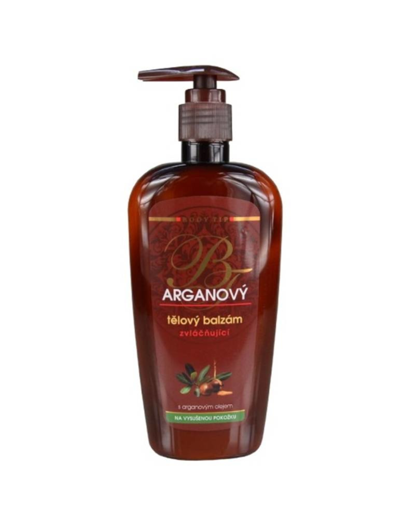 BODY TIP Intensieve Bodylotion met Arganolie