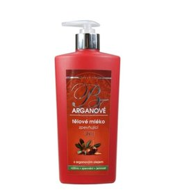 BODY TIP Verstevigende Bodylotion met Arganolie 3 in 1