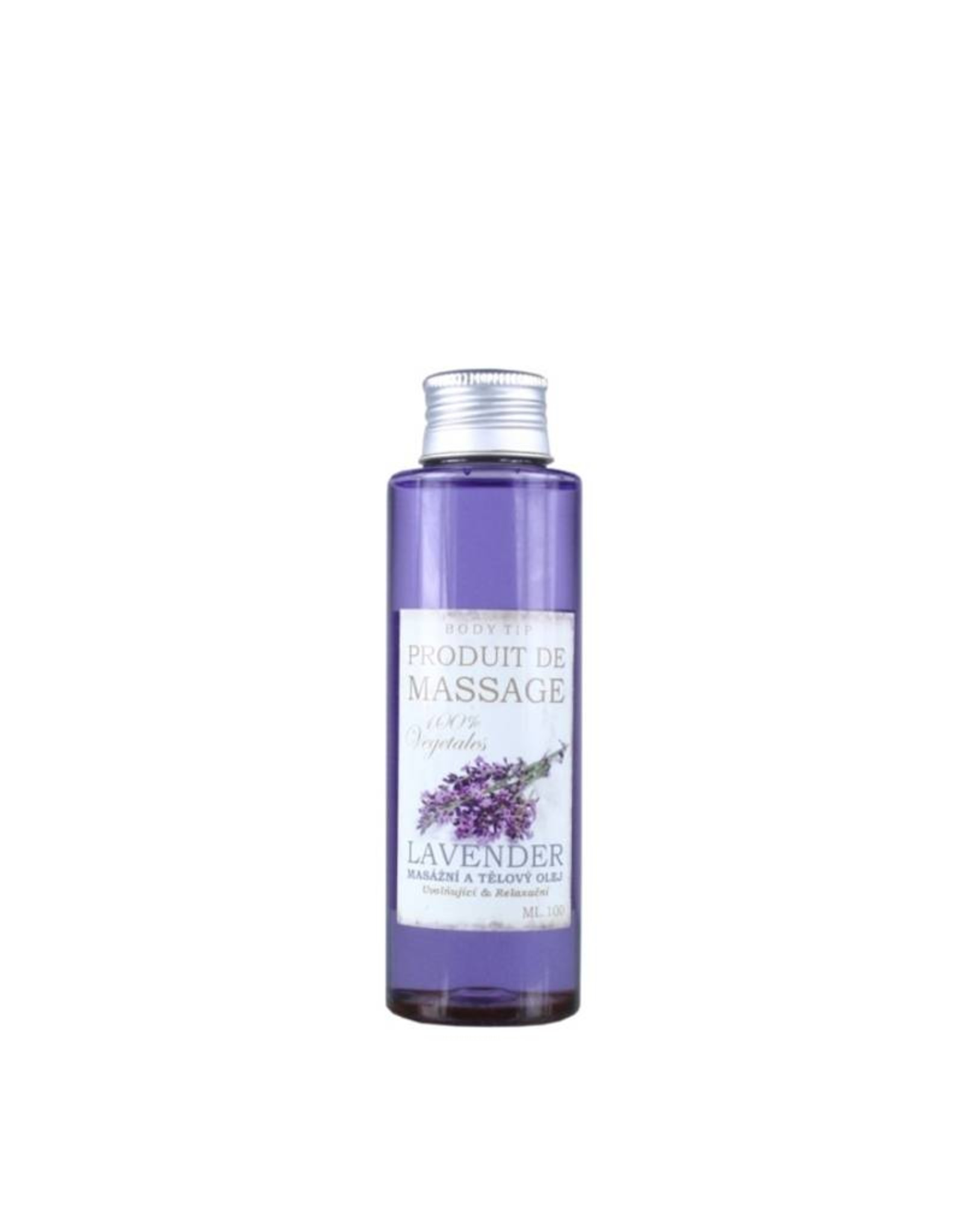 BODY TIP Lavendel Massageolie
