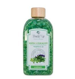 BODY TIP Badzout met Munt en Eucalyptus