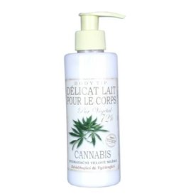 BODY TIP Hydraterende Bodymilk met Cannabis Extract