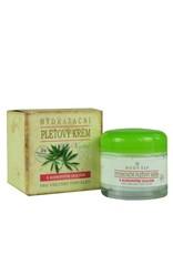 BODY TIP Hydraterende Gezichtscrème met Cannabisolie