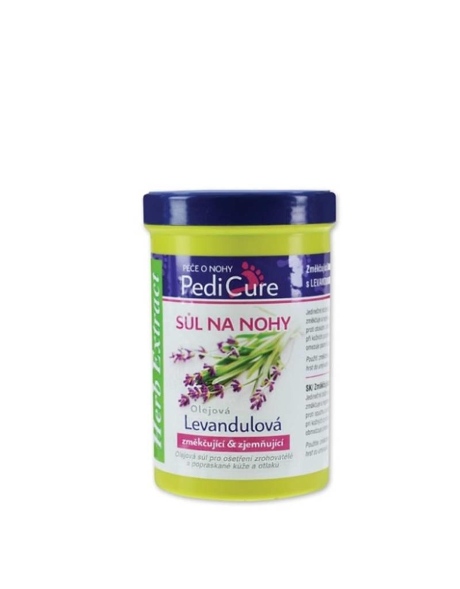 Herb Extract® Pedicure Verzachtende Badzout met Lavendelolie