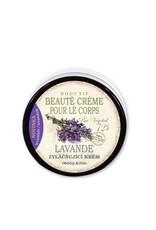 BODY TIP Hydraterende Crème met Lavendel voor Gezicht en Lichaam