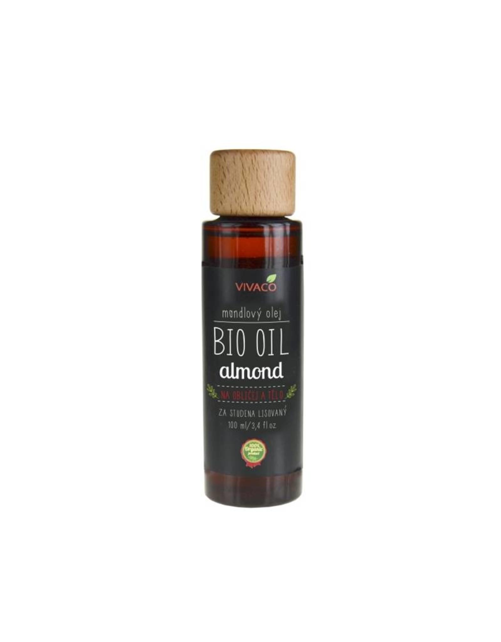 VIVACO BIO OIL - Amandelolie (100% organisch)