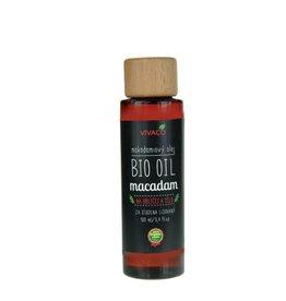 VIVACO BIO OIL - Macadamia Olie (100% organisch)