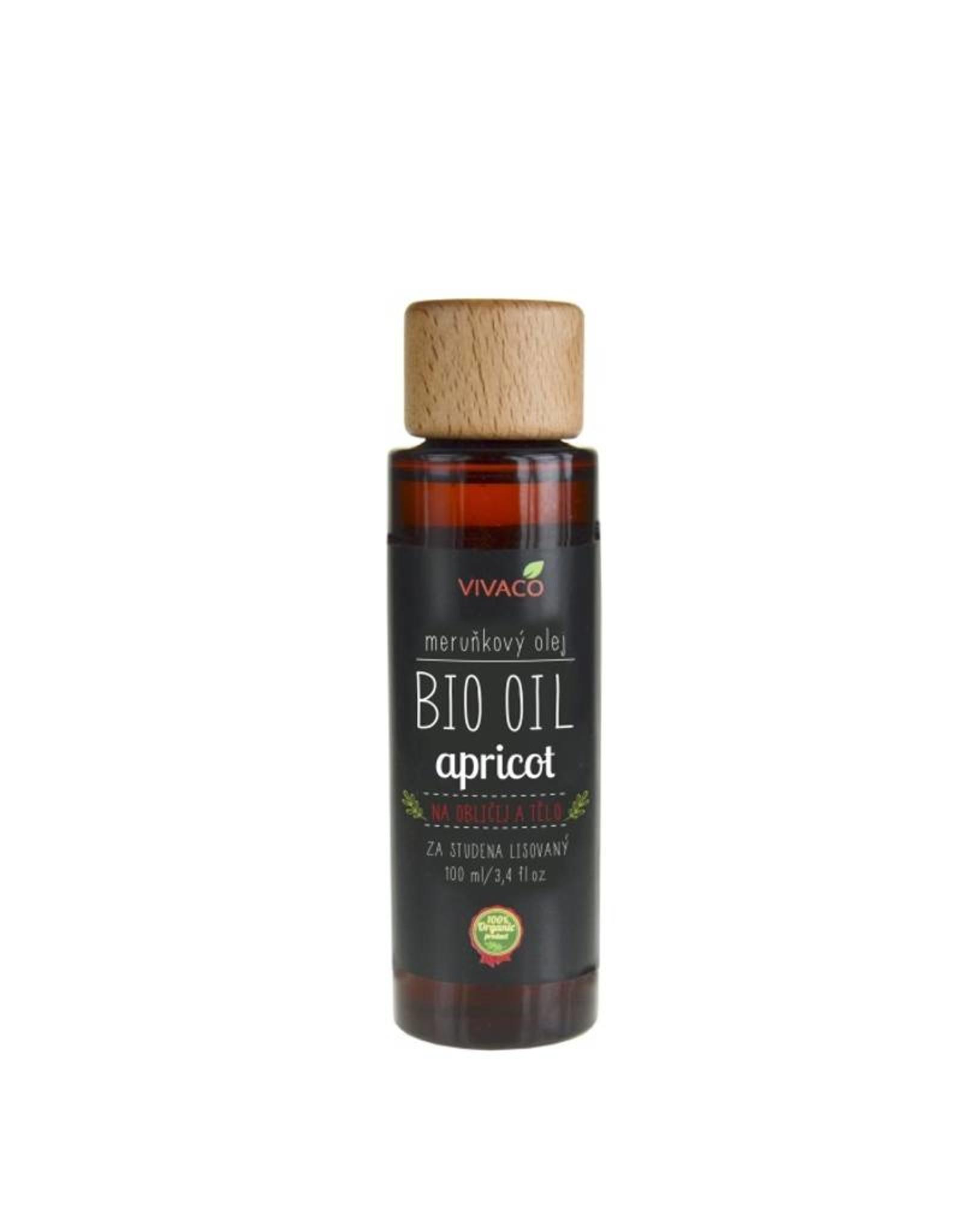 VIVACO BIO OIL - Abrikozenpitolie (100% organisch)