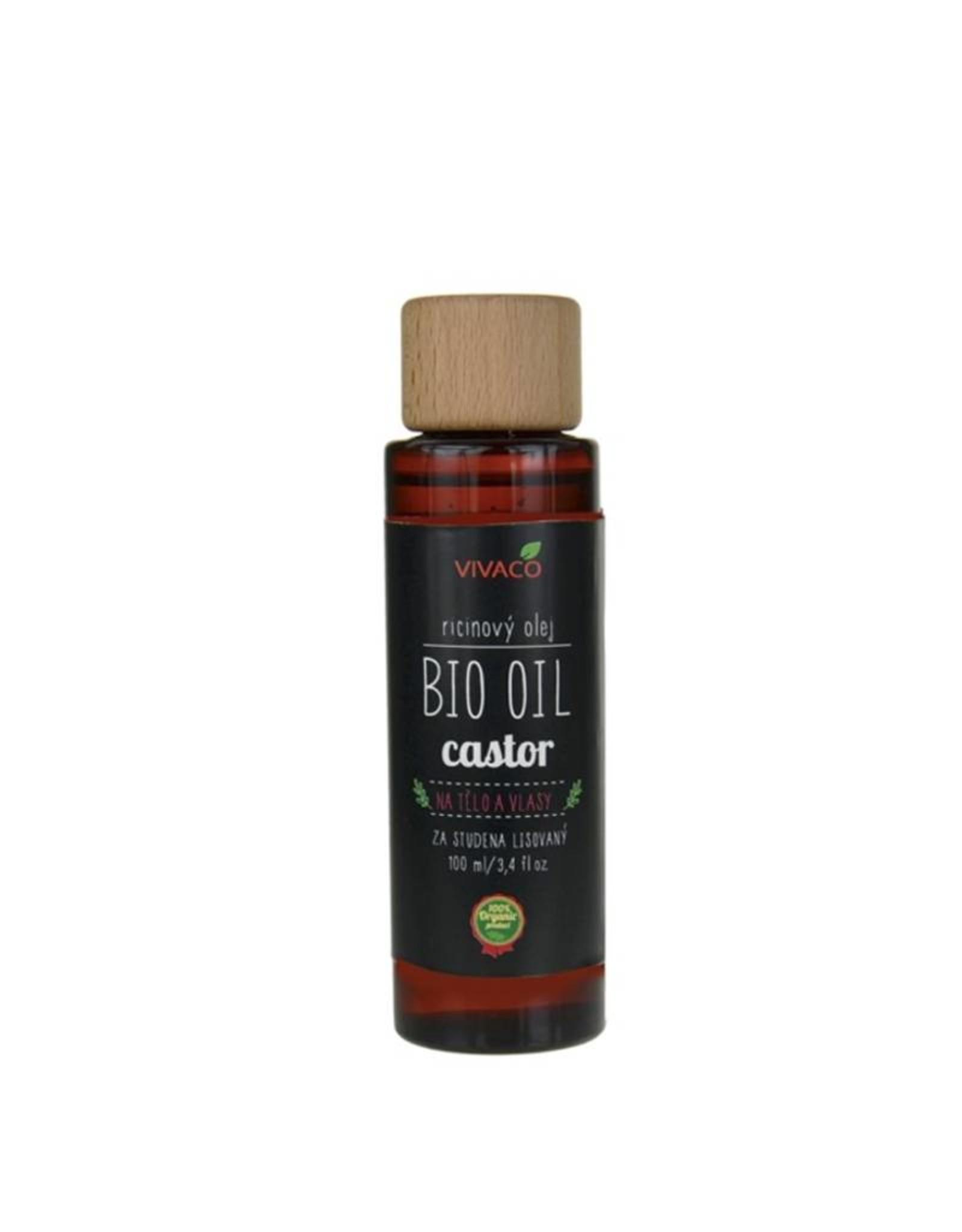 VIVACO BIO OIL - Castor Olie (100% organisch)