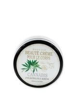 BODY TIP Hydraterende Crème met Cannabis Olie voor Gezicht en Lichaam