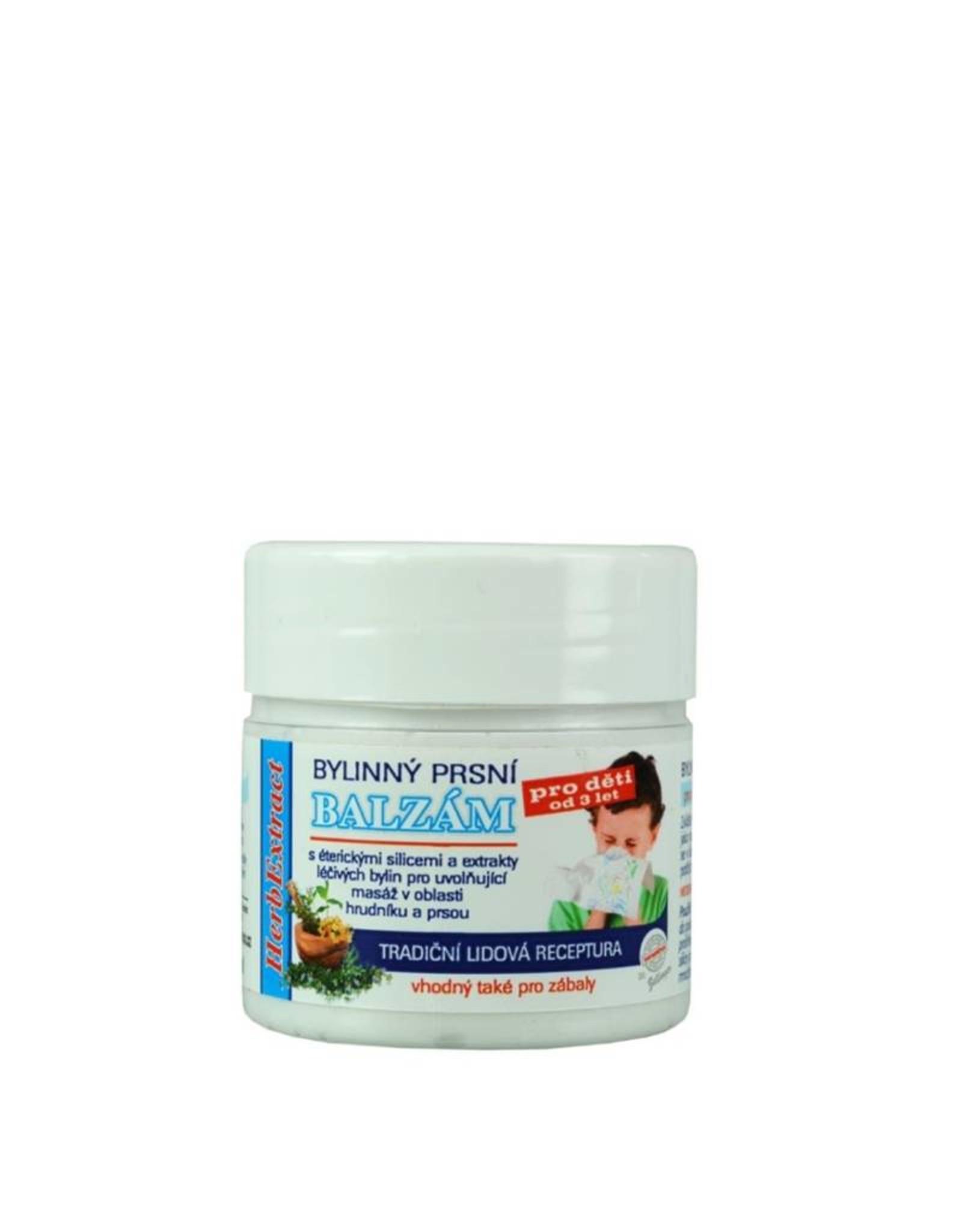 Herb Extract® Kruiden Balsem voor Kinderen vanaf 3 jaar