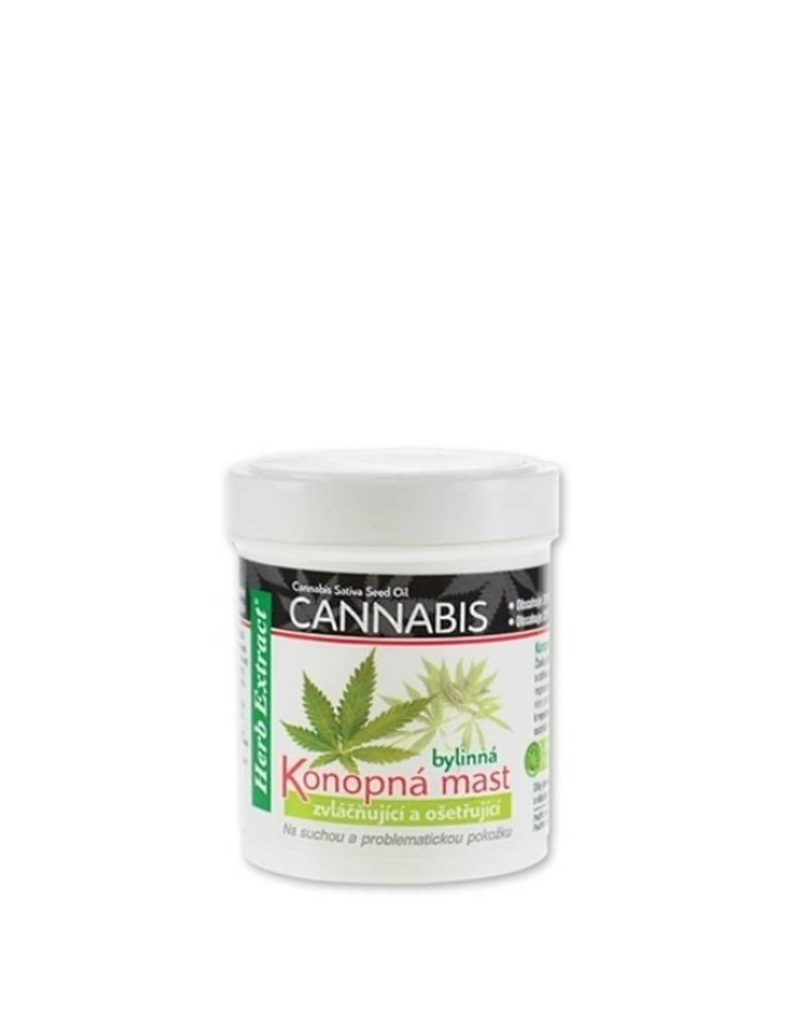 Herb Extract® Kalmerend en Verzorgend Kruidenbalsem met Cannabis Olie