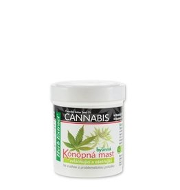 Herb Extract® Kalmerend,  Verzorgend Kruidenbalsem met Cannabis Olie