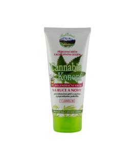 Herb Extract® Hand en voetcrème met Cannabis olie