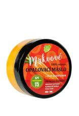 BIO VIVACO 100% Natuurlijke Zonnebrandcrème met Wortel Extract, Shea butter en Bijenwas, SPF15