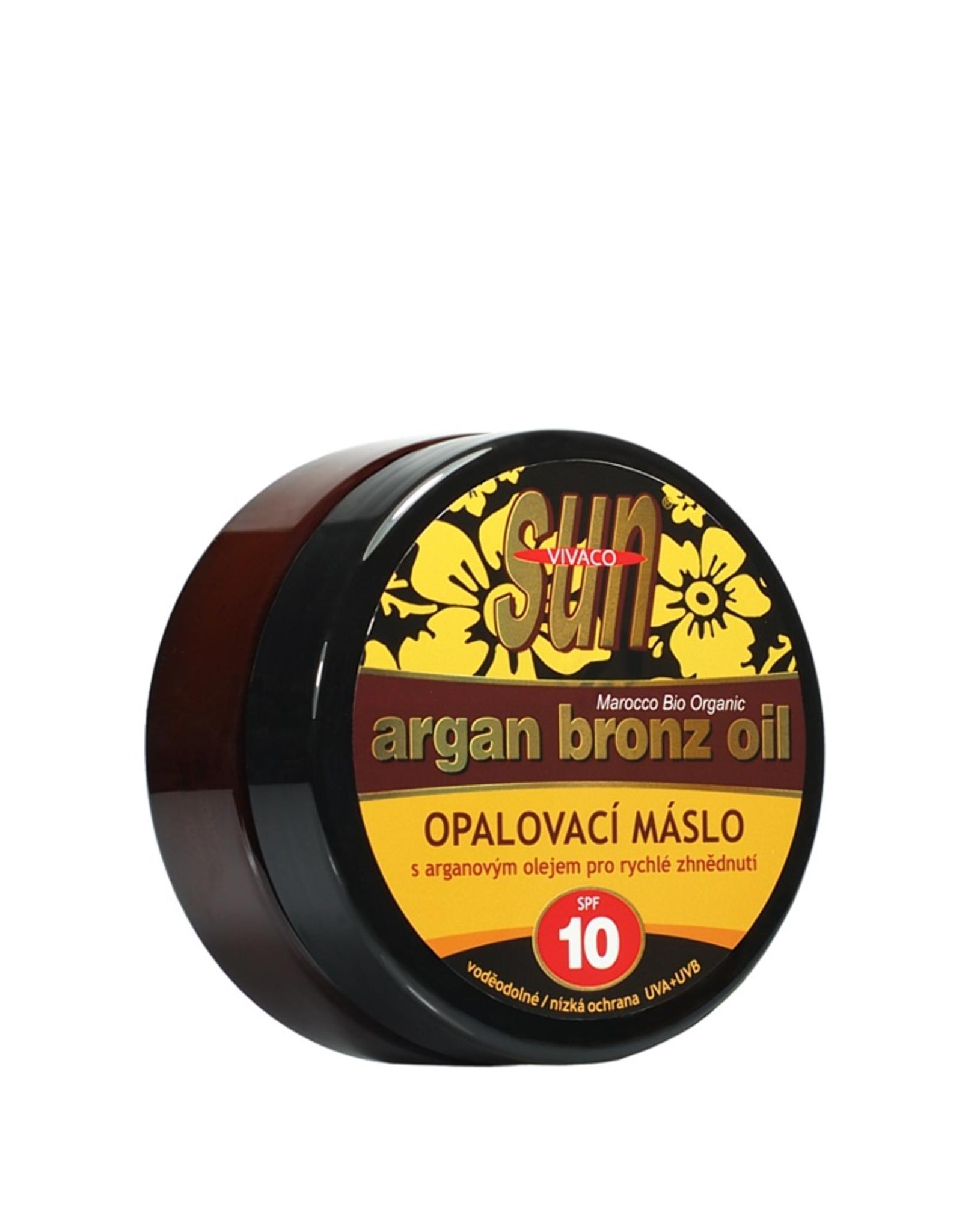 VIVACO SUN Zonnebrandcrème met Arganolie SPF 10
