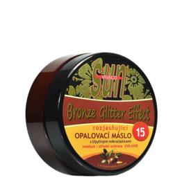 VIVACO SUN Zonnebrandcrème met Arganolie en Glitters, SPF 15