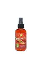 BIO VIVACO 100% natuurlijke Zonnebrandolie met Wortel Extract, Sinaasappelolie en Amandelolie,  SPF15