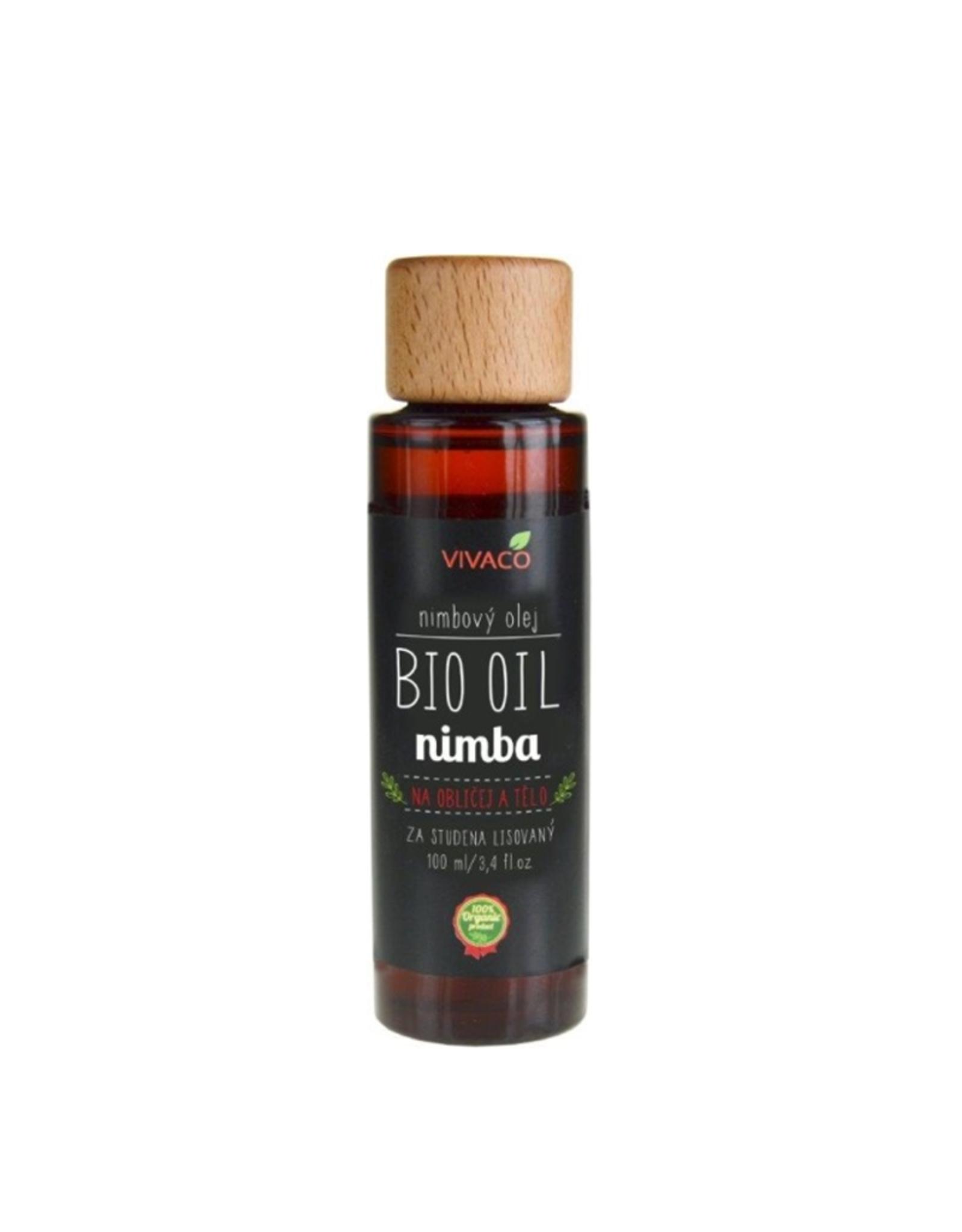 VIVACO BIO OIL Neemolie (Nimbaolie) 100% organisch