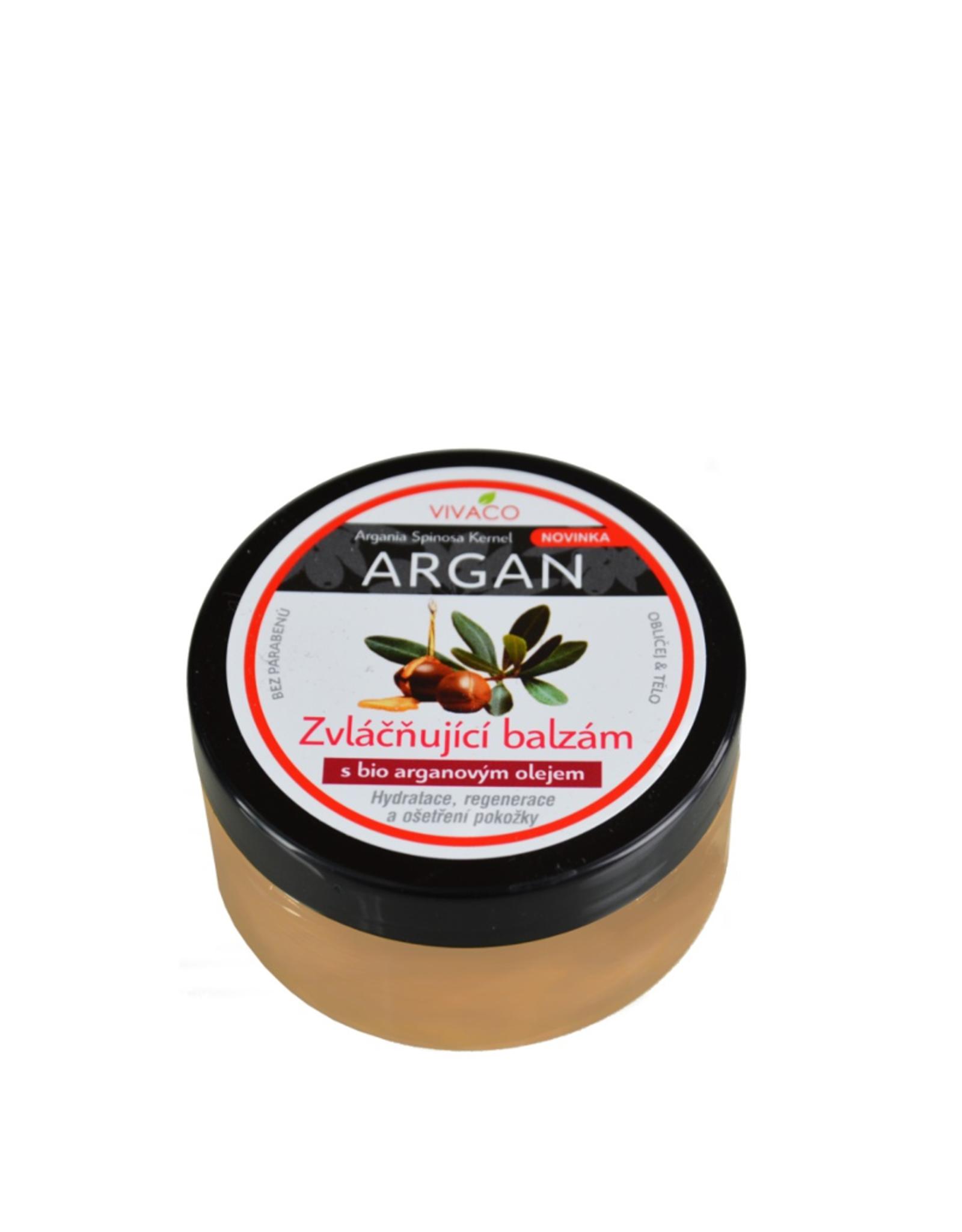 VIVACO Verzachtende Gezichts- en Lichaamsbalsem met Bio-Arganolie