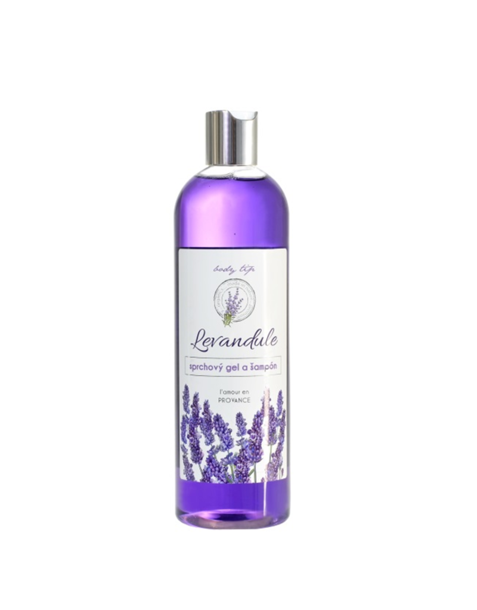 BODY TIP PREMIUM 2 in 1 Douche en Shampoo met Lavendelolie