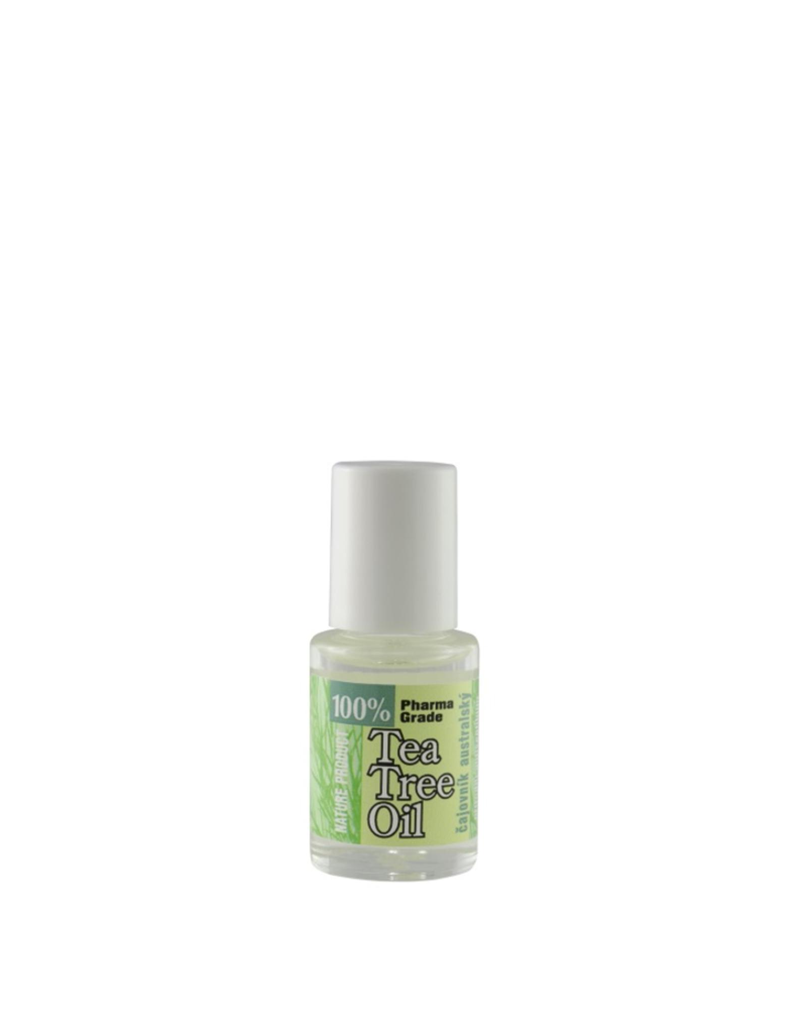 Herb Extract® 100% Tea Tree Olie - beschermt de huid