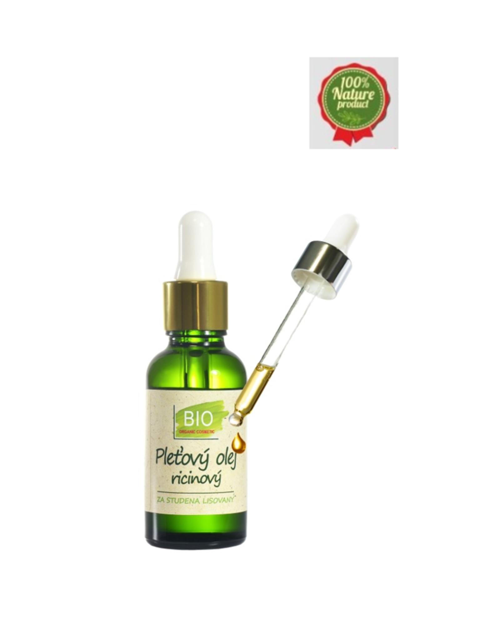 BIO Organic Cosmetics Castor Olie (100% natuurlijk) met pipet