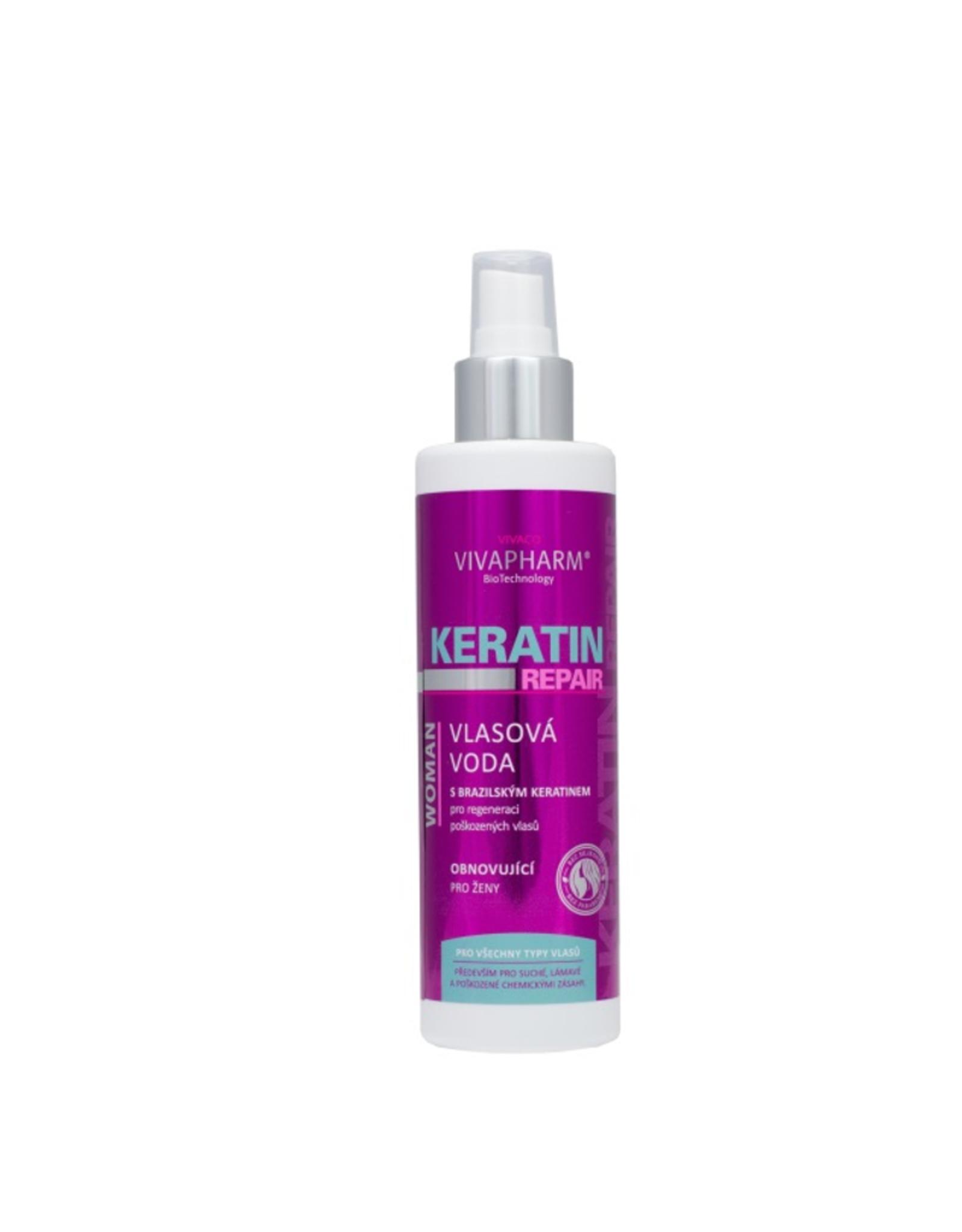 VIVAPHARM®   Keratine haarlotion