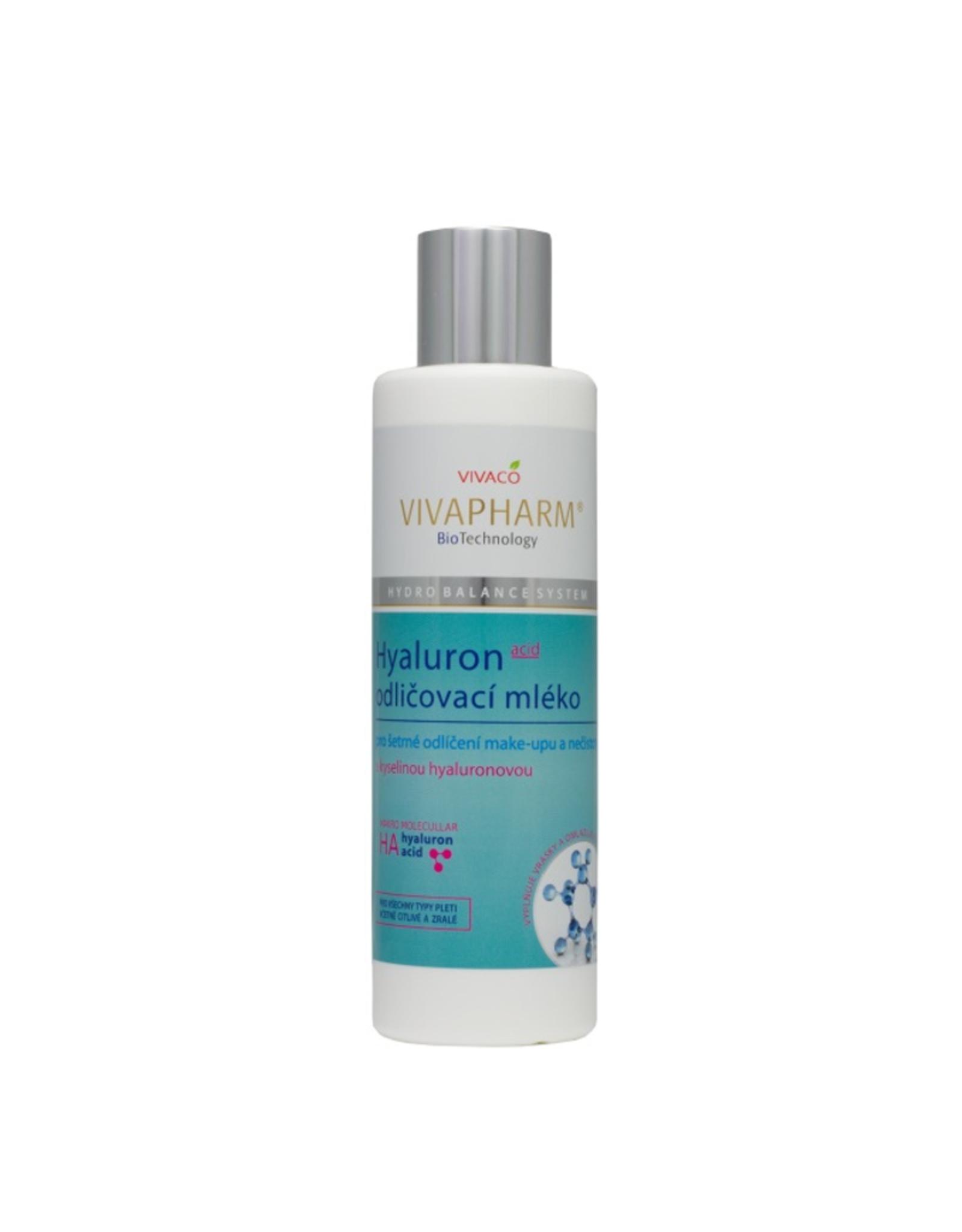 VIVAPHARM®   Make-up remover met hyaluronzuur