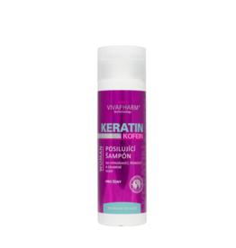 VIVAPHARM®   Haar Shampoo met met Cafeïne & Keratine