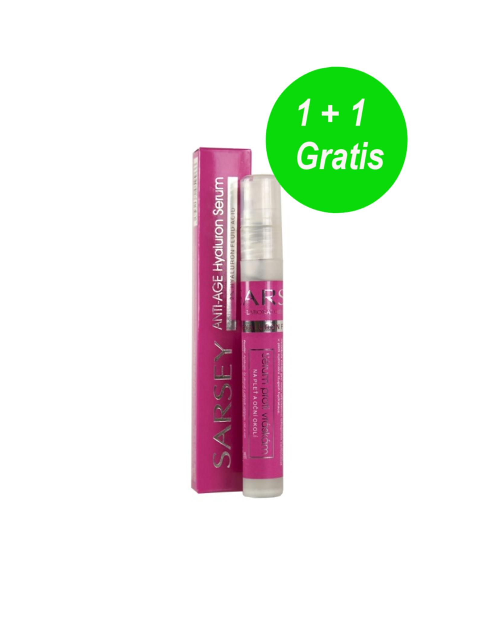 SARSEY Liftende Anti-Ageing Serum (kleine verpakking) 1 + 1 GRATIS  - Copy